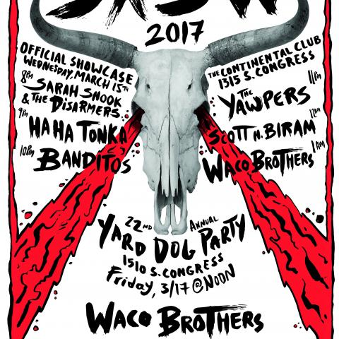 Sxsw 2017 Bloodshot Records