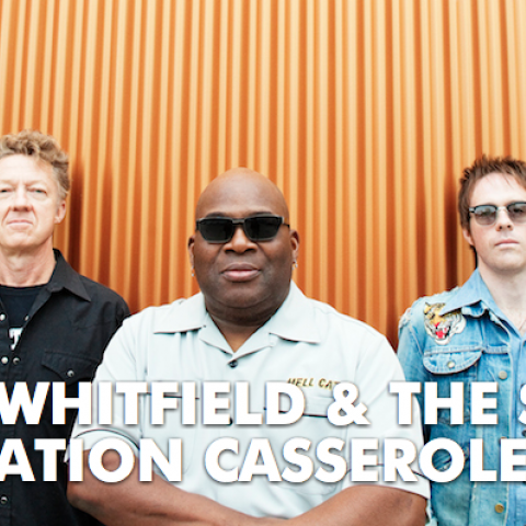 Barrence Whitfield and the Savages KUTX Austin Song of the Day