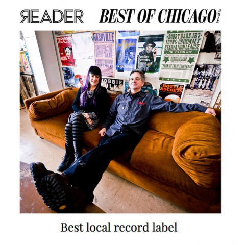 Chicago Reader Best of Chicago Bloodshot Records Local Label