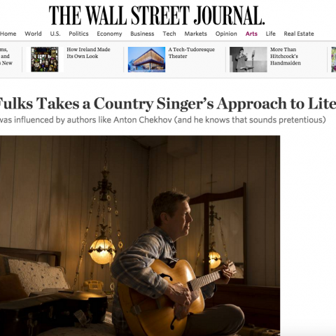 Robbie Fulks Wall Street Journal