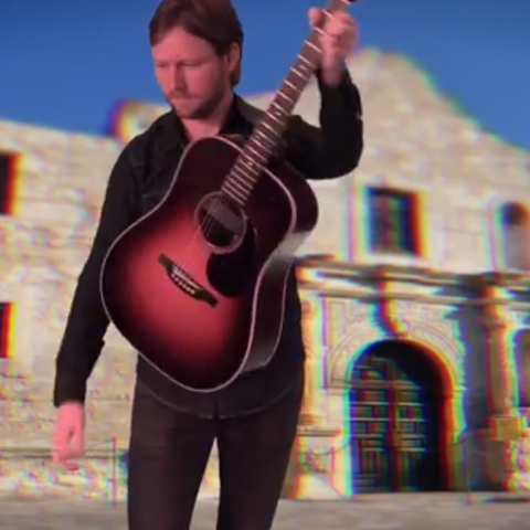 Cory Branan You Make Me 3D Music Video