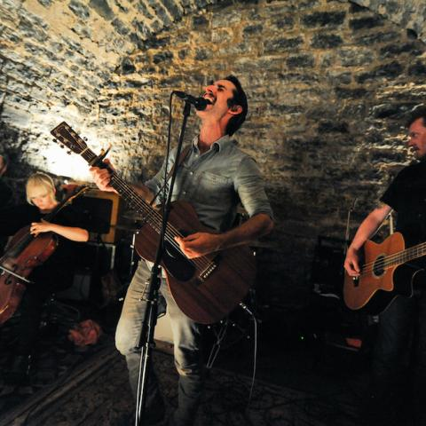 Murder By Death Cavern