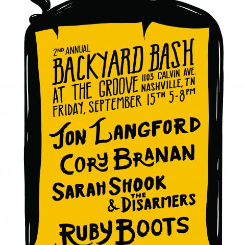 Bloodshot Records Pandora Backyard Bash AmericanaFest