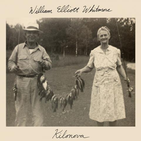 William Elliott Whitmore Kilonova album cover art