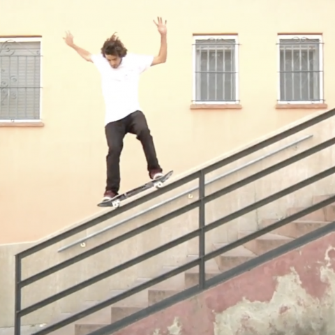 Trevor McClung Plan B Skateboards JC Brooks and the Uptown Sound Bloodshot records