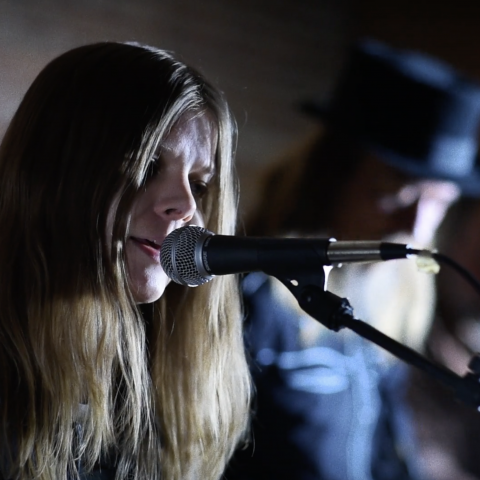 Sarah Shook and the Disarmers The Bottle Never Let Me Down