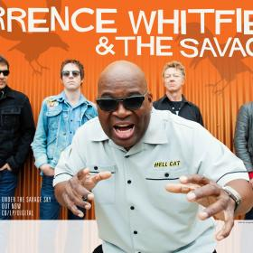 Barrence Whitfield and the Savages 'Under the Savage Sky' Poster