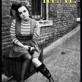 Lydia Loveless 'Real' Poster