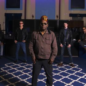Barrence Whitfield and the Savages Promo Photo by Katherine Coffey 2018