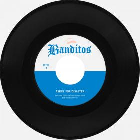 """Askin' For Disaster/Still Sober (After All These Beers) (7"""" Single)"""