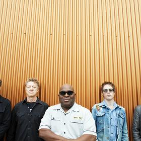 Barrence Whitfield and the Savages 2015 Promo Photo by Drew Reynolds
