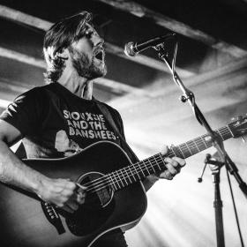 Cory Branan 2015 Live Photo by Todd Cooper