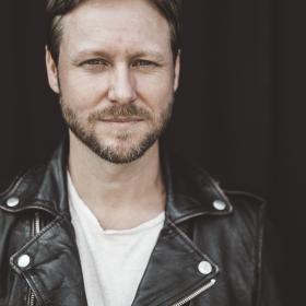 Cory Branan Close Up Photo by Joshua Black Wilkins