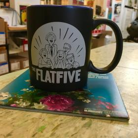 The Flat Five Coffee Mug