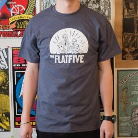 The Flat Five T-Shirt