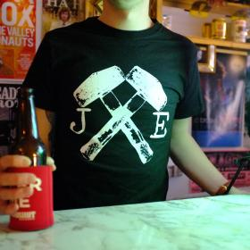Justin Townes Earle Hammer T Shirt