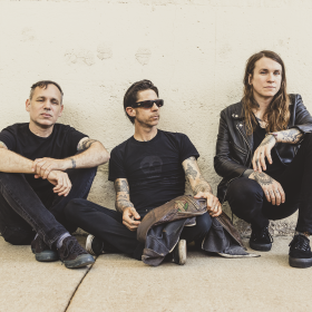 Laura Jane Grace and the Devouring Mothers Promo Photo by Katie Hovland