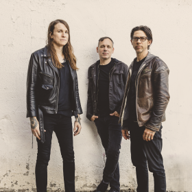 Laura Jane Grace and the Devouring Mothers Vertical Promo Photo by Katie Hovland