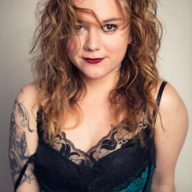 Lydia Loveless Vertical Press Photo by David T. Kindler/Some Girls Style