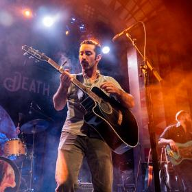 Murder By Death Live Photo by Lex Voight