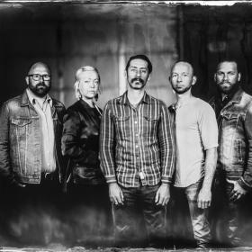 Murder By Death 2018 Promo Photo by Tall James Photography