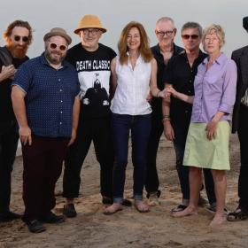 Mekons Beach Photo Color by Paul Beaty