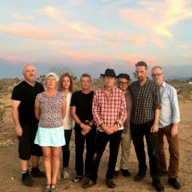 Mekons square promo photo by Ricky Malpas 2018