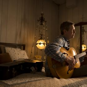 Robbie Fulks 2016 Promo Photo by Andy Goodwin