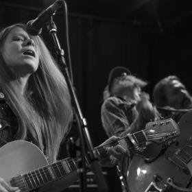 Sarah Shook and the Disarmers Live Photo by Don ONeil