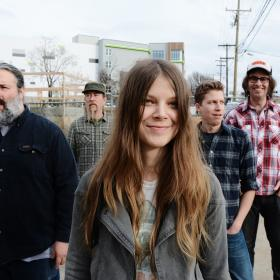 Sarah Shook and the Disarmers Horizontal Promo Photo by poprockphotography