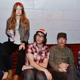 Sarah Shook and the Disarmers Horizontal Press Photo 2 by poprockphotography