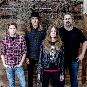 Sarah Shook and the Disarmers Promo Photo 2 by John Gessner 2018
