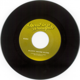 "Sloppy Drunk Blues/Steppin & Steppin (7"" Single)"
