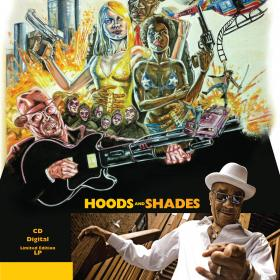 "Andre Williams ""Hoods And Shades"" Poster"