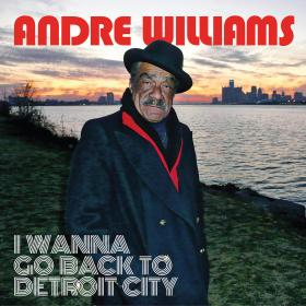 I Wanna Go Back to Detroit City Album Art