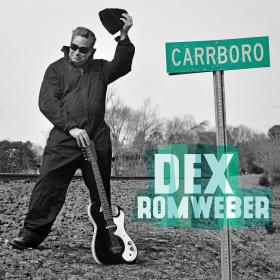 Dex Romweber Carrboro Album Art