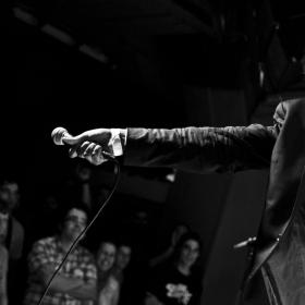Hi-res live photo by Jaime Massieu (B&W)