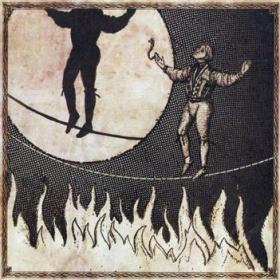 The Man On The Burning Tightrope