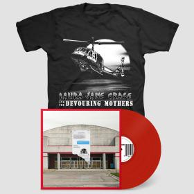 Laura Jane Grace & the Devouring Mothers Bought to Rot LP + T-Shirt Bundle