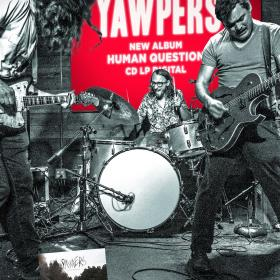 The Yawpers 'Human Question' Poster