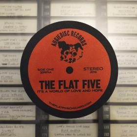 The Flat Five Jar Opener
