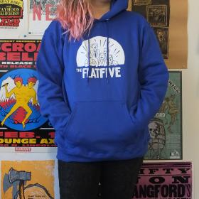 The Flat Five Pullover Hoodie