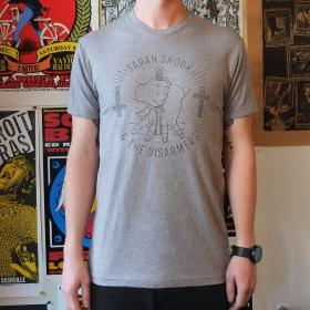 Sarah Shook & the Disarmers Knife T-Shirt