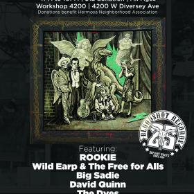 Too Late to Pray: Defiant Chicago Roots Release Party