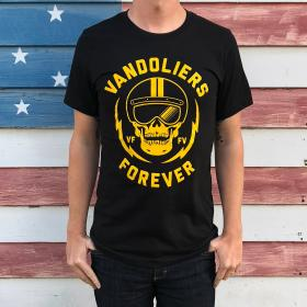 Vandoliers Forever Motorcycle Club T-Shirt