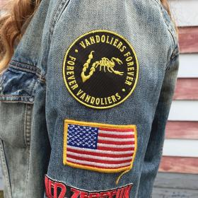 Vandoliers Embroidered Patch