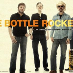 "Bottle Rockets ""Lean Forward"" Poster"