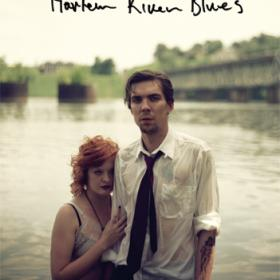 "Justin Townes Earle ""Harlem River Blues"" Poster"