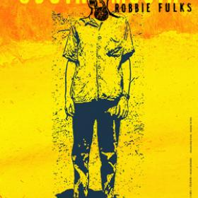 "Robbie Fulks  ""South Mouth"" Poster"