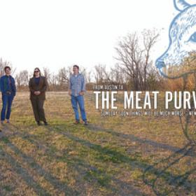 "The Meat Purveyors ""Someday Soon..."" Poster"